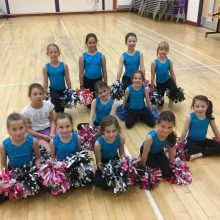 New Pom / Contemporary Dance Class success