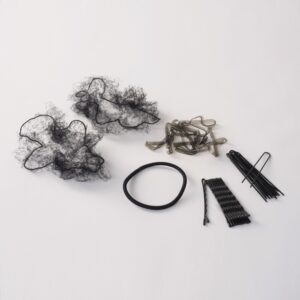 Regular Black Hair Bun Pack Joanna Mardon School of Dance