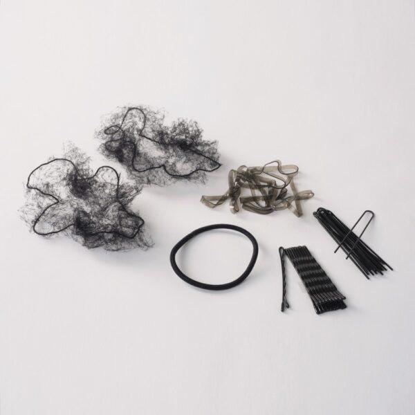 Regular Black Hair Bun Pack Joanna Mardon School of Dance