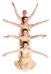 Joanna Mardon School of Dance Exeter Advanced Ballet students