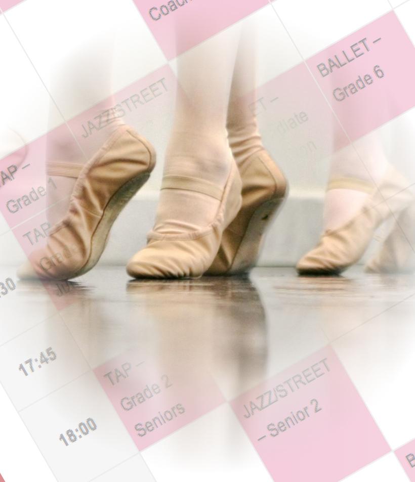 Joanna Mardon School of Dance Exeter Dance Timetable