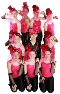 Joanna Mardon School of Dance Exeter Grade 3 Tap Students