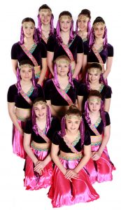 Joanna Mardon School of Dance Exeter Grade 6 Ballet students