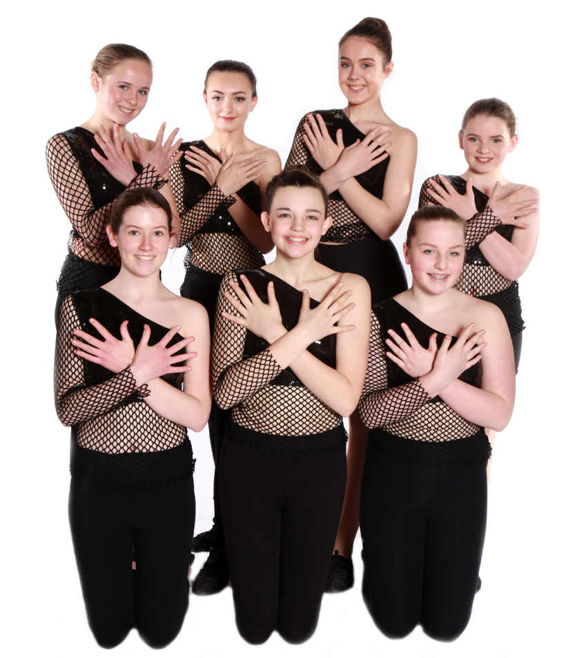 Joanna Mardon School of Dance Exeter Jazz Street Classes