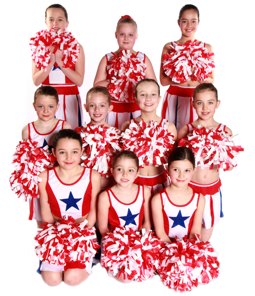 Joanna Mardon School of Dance Exeter Pom Cheer Dance Classes