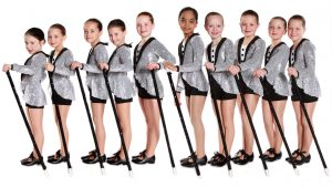 Joanna Mardon School of Dance Exeter Primary Tap students