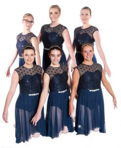 Joanna Mardon School of Dance Exeter Senior Ballet Post Grade 8 students