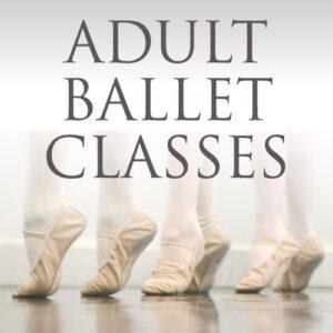 Adult Ballet Classes Joanna Mardon School of Dance in Exeter