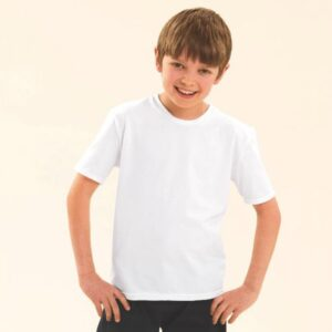 Joanna Mardon School of Dance Pre-Primary, Primary, Grade 1 and 2 Ballet 1st position White Boys T-Shirt