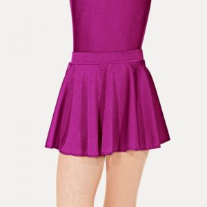 Joanna Mardon School of Dance Roch Valley Nylon Lycra Preparatory primary tao circular short skirt