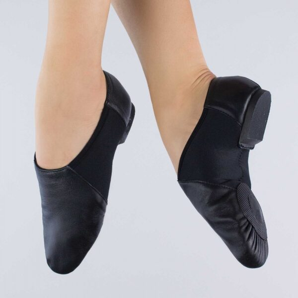 Joanna Mardon School of Dance 1st Position Split Sole Stretch Jazz Shoe