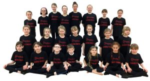 Joanna Mardon School of Dance Exeter Musical Theatre Group Sessions