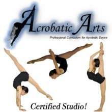 Acrobatic Arts Classes -Starting Monday 9th September