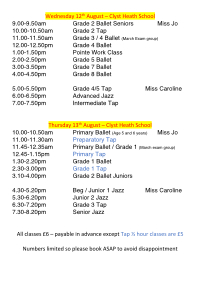Joanna Mardon School of Dance Timetable Summer Website P3