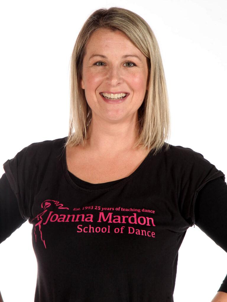 Caroline Anstead Freestyle Jazz Street Specialist Joanna Mardon School of Dance
