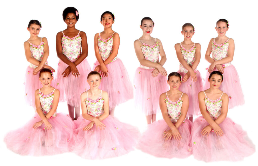 Exeter Ballet Grade 3 Joanna Mardon School of Dance