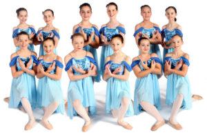 Exeter Ballet Grade 4 Joanna Mardon School of Dance