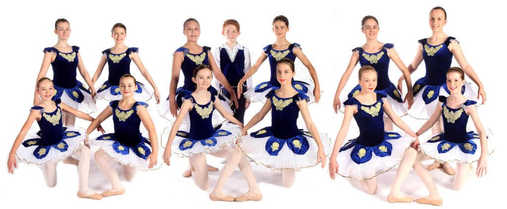Exeter Intermediate Foundation Ballet Joanna Mardon School of Dance