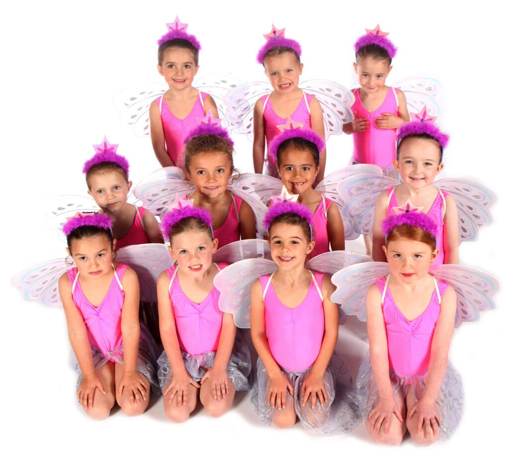 Exeter Pre-Primary Ballet Seniors Joanna Mardon School of Dance