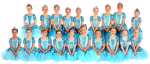 Exeter Primary Ballet Seniors Joanna Mardon School of Dance