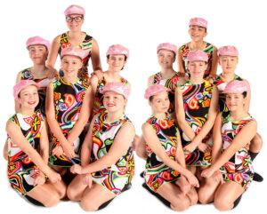 Exeter Senior Jazz lessons Joanna Mardon School of Dance
