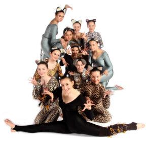 Exeter Senior Performance Dance Group Joanna Mardon School of Dance