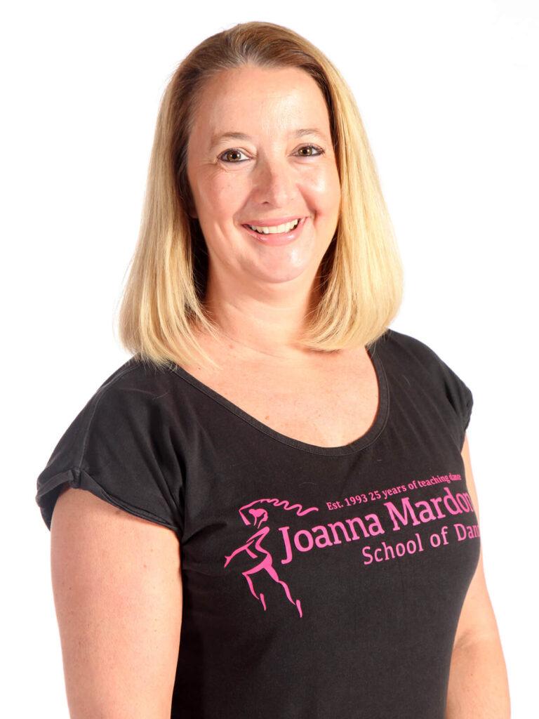 Joanna Mardon - Dance School Principal Ballet Specialist