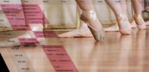 Joanna Mardon School of Dance Exeter Timetable