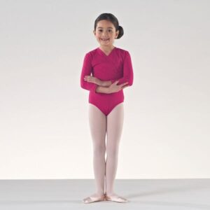 Joanna Mardon School of Dance Ballet Grade 4-5 cardigan burgandy