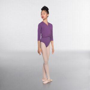 Joanna Mardon School of Dance Ballet Grade 2-3 cardigan lavender
