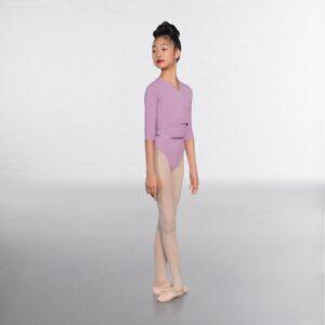 Joanna Mardon School of Dance Ballet Grade 6-8 cardigan lilac