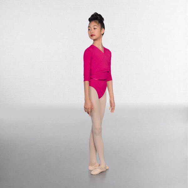 Joanna Mardon School of Dance Ballet Grade 1 cardigan mulberry