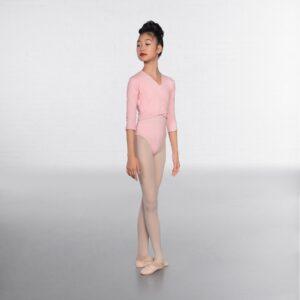 Joanna Mardon School of Dance Ballet Pre-Primary & Primary cardigan pale pink